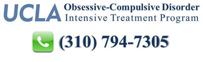 The UCLA Obsessive-Compulsive Disorder Intensive Treatment Program